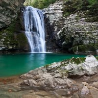 Водопад Волчьи ворота, абхазия... :: Sergey Sergeev