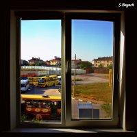 окно :: Sergey Bagach
