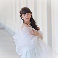 Портрет невесты. :: Анна Тихомирова