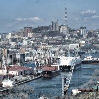 Владивосток. Фрагмент :: Ed Peterson