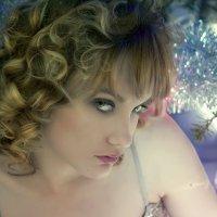 Новогодняя :: Мария Егорычева