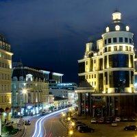 ночной город :: Омар Омаров