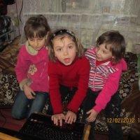 дети... :: Алина Пасична
