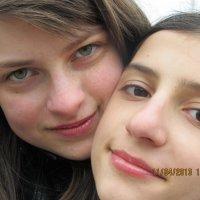 Подруги навеки :: Алина Пасична