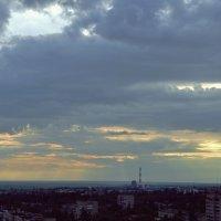 Завораживающая красота облачного неба. :: Алексей Лебедев