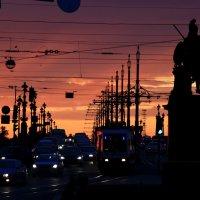 На закате.... :: Екатерина Козлова