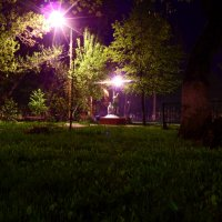 Ночная фантазия :: Александр Маркин