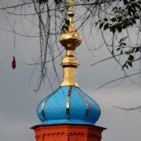 Голубые Купола :: Александр Маркин