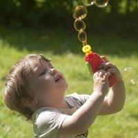 пузыри :: Екатерина Джикия