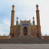 Мечеть :: Ирина Абросимова