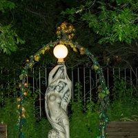 Музыка в ночи. :: юрий Амосов