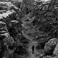 Разлом (Исландия, Тингвеллир) :: Олег Неугодников