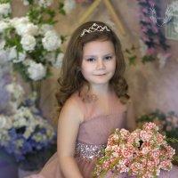 Маленькие принцессы... :: Райская птица Бородина