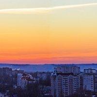Городской закат... :: Михаил Болдырев