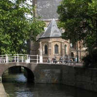 Канал Старый Делфт :: Grey Bishop