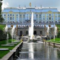 Петергофский дворец :: Наталья