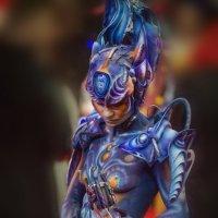 BodyArt / Body Painting :: Sasha Bobkov