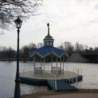 Купель на озере Сестрорецкий Разлив («сестрорецкий Иордан») :: Елена Павлова (Смолова)
