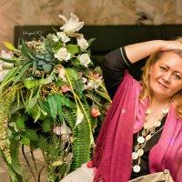 """Портрет """"фотосессия усталой женщины"""" после концерта :: SergeiSV Лебедев"""