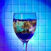 Галактика в бокале :: Irina-77 Владимировна