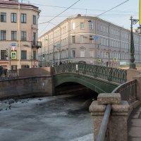 Демидов мост. Санкт-Петербург :: Андрей Илларионов