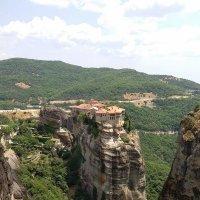 Греция. Монастыри на скалах :: Валерий Подорожный
