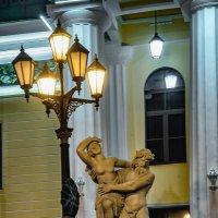 ..фонари... :: Сергей Долженко