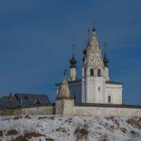 Александровский монастырь :: Сергей Цветков