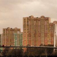В городе :: Михаил Тищенко
