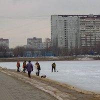 Дама с собачкой, а также другие действующие лица и исполнители :: Андрей Лукьянов