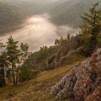 В долине с туманом :: Сергей Герасимов