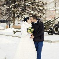 Любовь тоже оружие :: Виктория Большагина