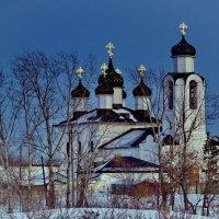 Монастырь :: Михаил Полыгалов