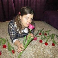 Любимые цветы к 8 марта :: Vladimir Perminoff