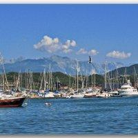 Море и горы :: Андрей K.