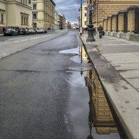 Пройдусь по набережной, сверну на Миллионную... :: Valeriy Piterskiy
