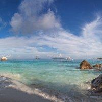 Seychelles, Prale, Anse Lazio :: Дмитрий Лаудин