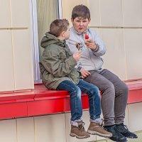 Два товарища! :: Вячеслав Назаренко