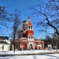 Благовещенская церковь :: Анатолий Колосов