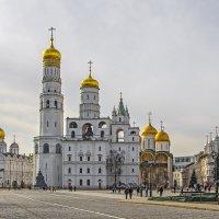Московский Кремль :: Сергей Фомичев