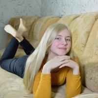 Красотка :: Татьяна Малафеева