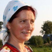 Крестьянка :: Валерий Лазарев