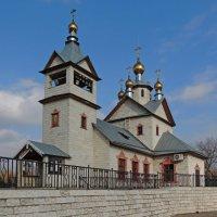 Церковь Тихона, патриарха Всероссийского, в Люблино (Москва) :: Александр Качалин