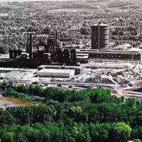 Рурская шахта (одна из последних) :: Александр Корчемный