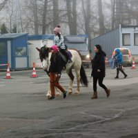 На лошадке :: Aнна Зарубина
