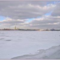 Облака над Невой. :: Vadim WadimS67
