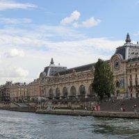 Река Сена в Париже :: Владимир Леликов