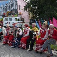 300-летие Бийска. 2009 :: Олег Афанасьевич Сергеев