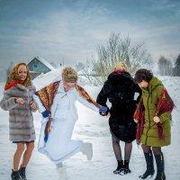 Танцы-шманцы! :: Ильдар Шангараев
