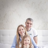 Весёлая семья :: Юлия Шестоперова